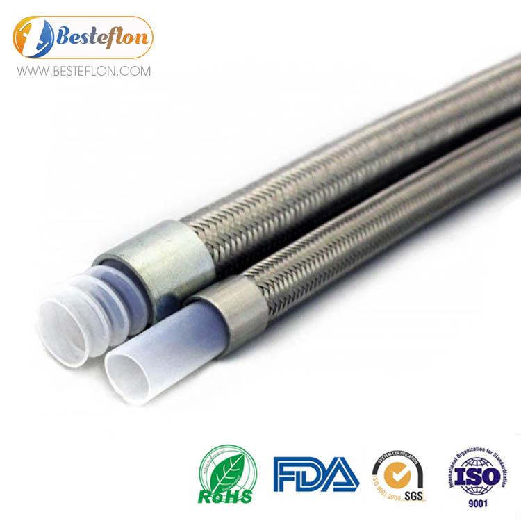 https://www.besteflon.com/ptfe-convoluted-hose-flexible-sae-100r14-for-chemical-transfer-besteflon-product/