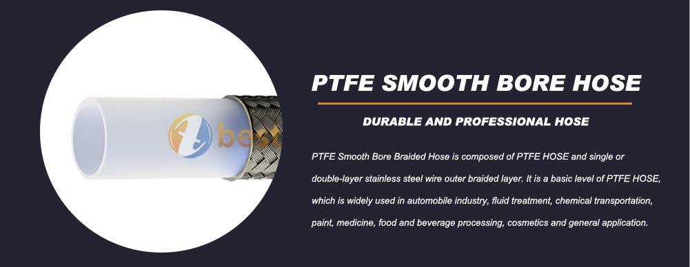 PTFE Smooth Bore Hose